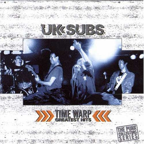 UK Subs Emotional Blackmail